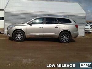 2013 Buick Enclave Leather   *LOW MILEAGE*REAR PARK ASSIST*BACKU