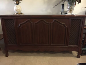 French provincial stereo