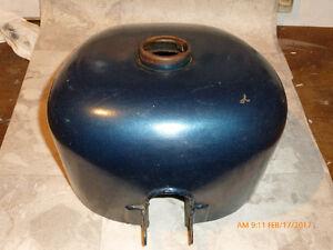 King Sporty gas tank