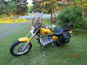 Looking to trade or sell 1996 Suzuki ls 650 Savage