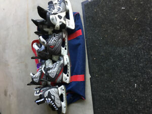 Hockey skates kids and adults