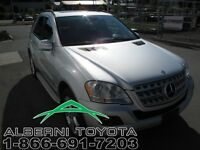 2009 Mercedes Benz M-Class ML320 BlueTEC 4MATIC