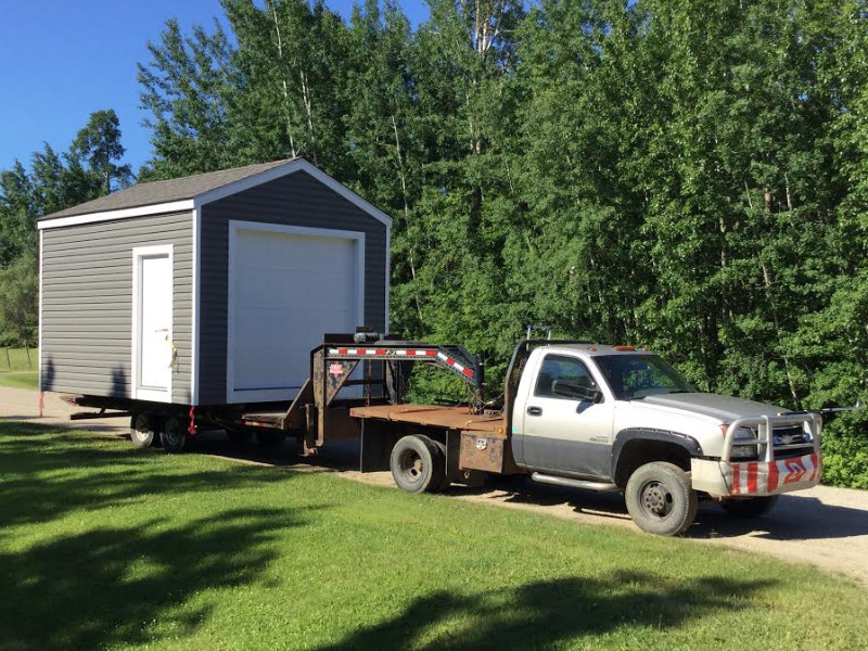 portable buildings, garages, storage sheds, cabins, tiny ...