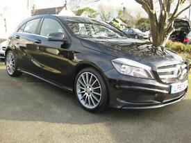 2014/63 Mercedes-Benz A180 1.5CDI AMG Sport 5DR, Only 29000 miles