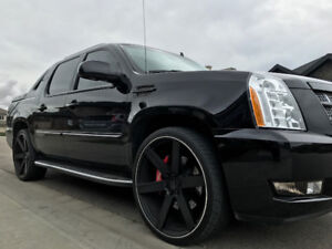2007 Cadillac Escalade Ext platinum MUST SEE