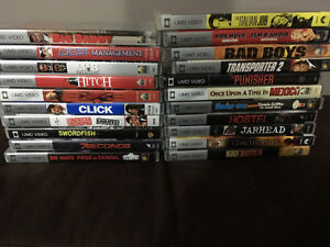 PSP Movies For Sale