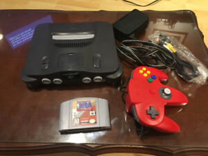 Sega genesis or n64 bundle