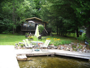 Lk Muskoka-Bala Park Isl cottage with boat provided great price