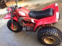 REDUCED  250 2 stroke 4 speed clutched