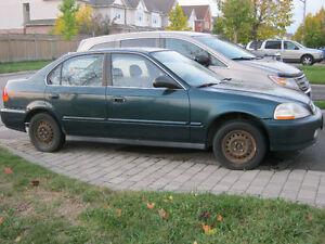 1996 Honda Civic EX Sedan