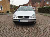 Volkswagen Polo 1.4 S 5dr Automatic low mileage 52 Reg