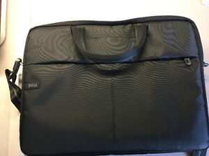 (2) different Dell laptop bags