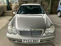 2003 (53) Mercedes-Benz C Class c200K Classic SE Auto | Long MOT | 2 Keys | HPI