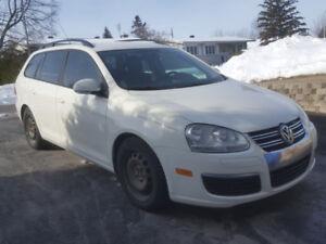 jetta 2009 2.5l wagon