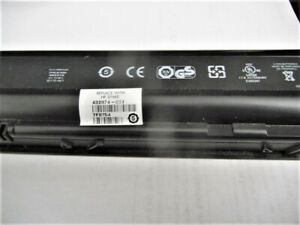 A Used working 8 Cell Battery HP Laptops OEM 432974-001 5200Mah