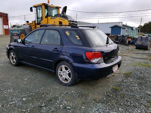 05 Subaru impreza