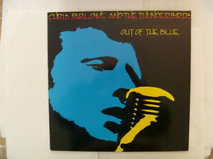 CHRIS FARLOWE And The Thunderbirds Import LP - Out Of The Blue