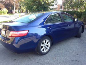 2007 Toyota Camry LE Sedan Touring Limited Edition