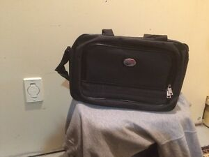 Black Carry-On Bag