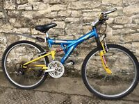 SERVICED APOLLO BIKE - FREE DELIVERY TO OXFORD!