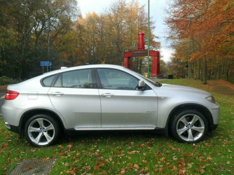 BMW X6 X Drive 35D M Sport 2008 Launch Model