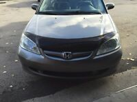 Honda Civic 2005 automatic 184000km