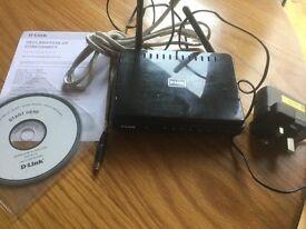 D Link Wireless Router DIR 615