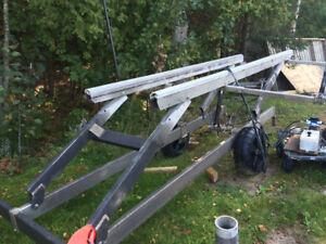 Boatlift hydraulic heavy duty