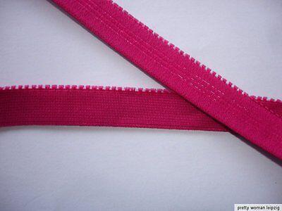 10m Gummiband 0,28€/m  pink 16mm breit V45