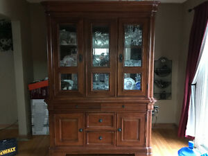 Cindy Crawford Home Hutch