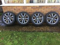 "BMW Genuine 17"" Sport Alloys, Alloy Wheels and Tyres"
