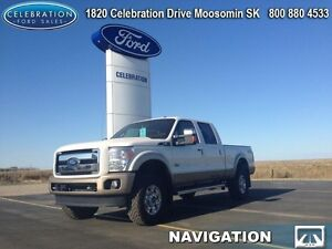 2012 Ford F-350 Super Duty King Ranch  One Owner!
