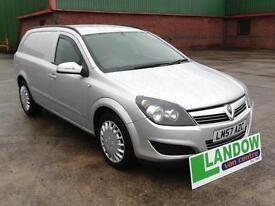 2007 Vauxhall ASTRA CDTI SPORTIVE Manual CAR DERIVED VAN