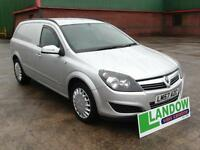 2007 Vauxhall ASTRA CDTI SPORTIVE Manual CAR DERIVED VAN