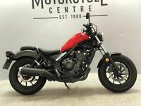 Honda CMX 500 A-X / Rebel 500 ABS / 500cc A2 Motorcycle