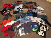 Baby boy bundle clothes 12-18 1-1 1/2 next H&M jasper conran and others 60 items 66p each