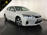 2013 63 LEXUS CT200H S CVT HYBRID AUTOMATIC 1 OWNER SERVICE HISTORY FINANCE PX