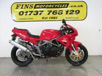 1999 Laverda DIAMANTE 668, Red, Excellent, History, MOT, Warranty