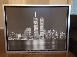 NEW YORK CLASSIC PHOTOGRAPHY BY RALF UICKER (FRAMED)  Cambridge Kitchener Area image 1