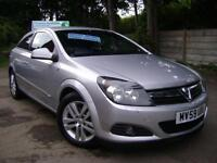 2009 Vauxhall Astra 1.4i 16V SXi 3dr 3 door Hatchback