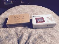 Digital picture frame brand new