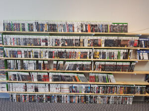 Video Games Selection Mostly Xbox 360, PS3, PS2 Games.