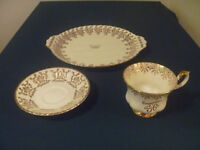 Royal Albert And Paragon Bone China