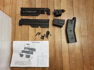 Kit conversion mag fed Tacamo pour X7 phenom