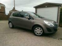 2011 Vauxhall Corsa 1.4 Exclusiv 5dr [AC] HATCHBACK Petrol Manual