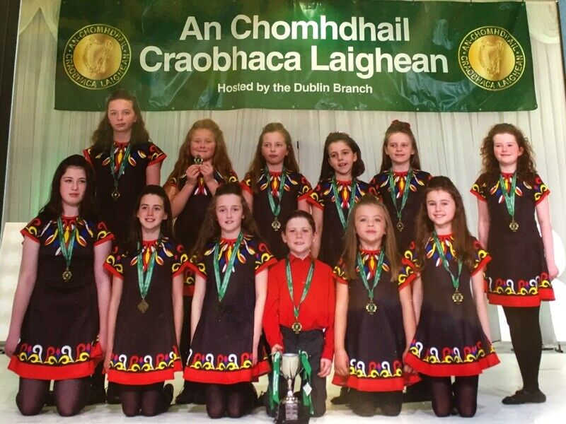 Irish Dancing Ballyroan/Rathfarnham D14,D16