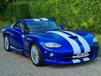 DODGE VIPER GTS 5.7 CHEVY V8 COUPE RECREATION - 2002