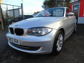 2007 BMW 1 Series 116i SE 5dr [122] Service history,12 months mot,Warranty,Px...