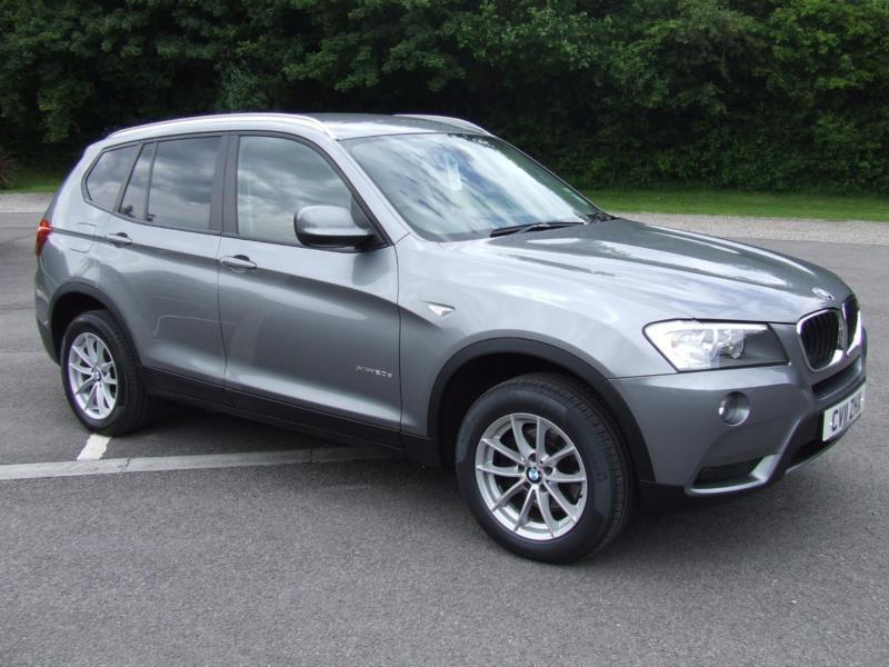 2011 bmw x3 xdrive20d se 4x4 4x4 diesel in pontyclun. Black Bedroom Furniture Sets. Home Design Ideas