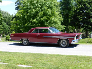 Beautiful original 1963 Pontiac Bonneville 2Dr  - Certified